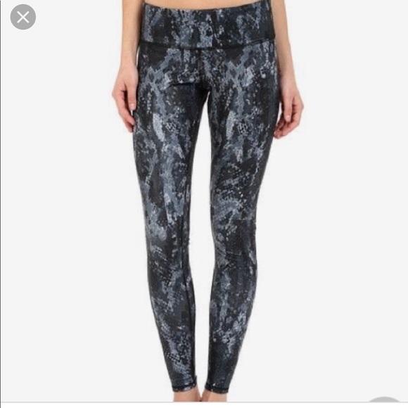 a295528b24 ALO Yoga Pants | High Waisted Python Print Legging | Poshmark